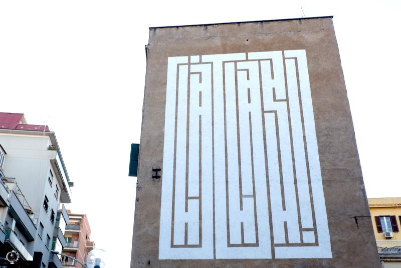 atlas Tor Pignattara Street Art Guide