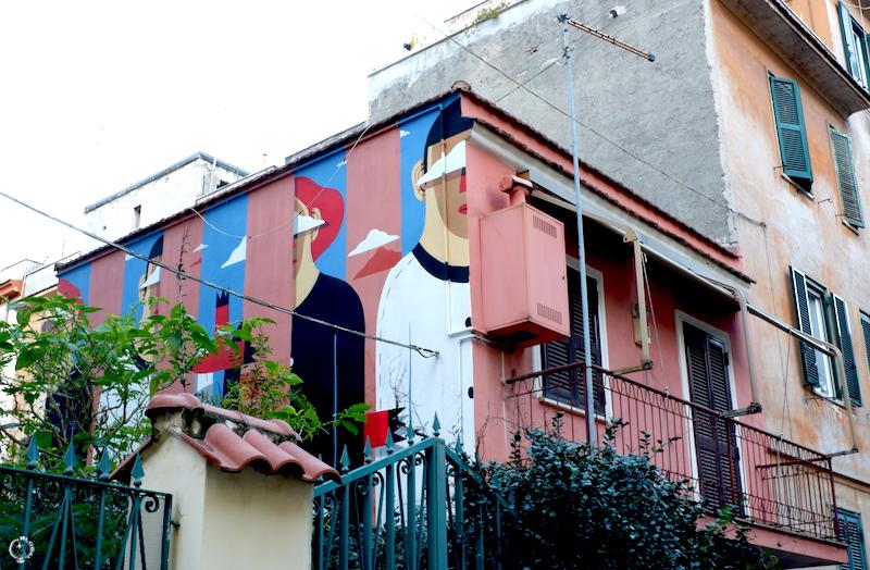 agostino iacurci Tor Pignattara Street Art Guide