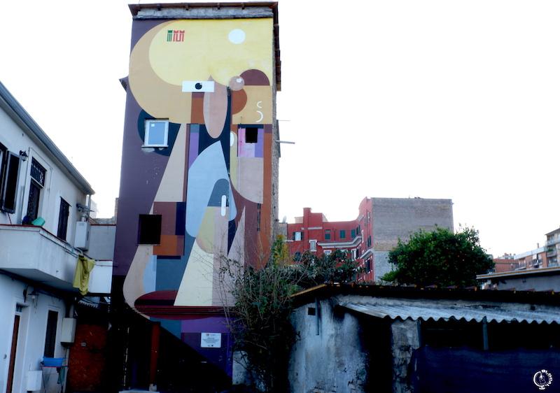 alexey luka Tor Pignattara Street Art Guide