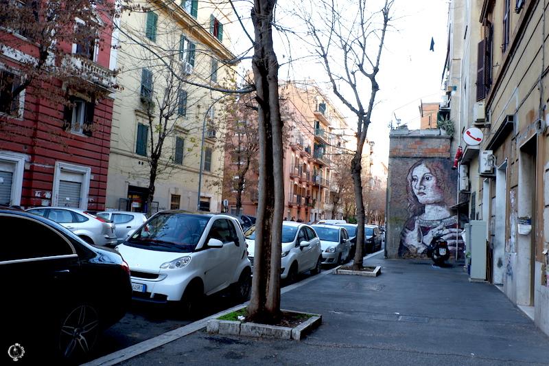 carlos atoche Tor Pignattara Street Art Guide