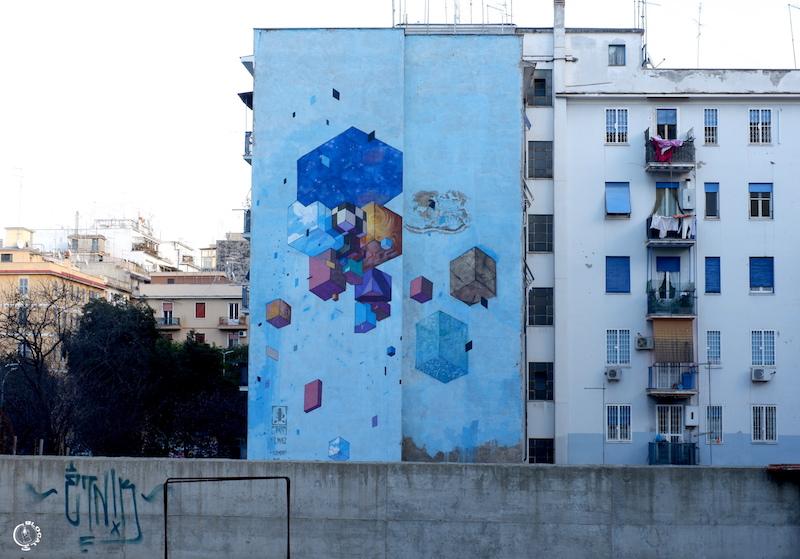 etnik Tor Pignattara Street Art Guide