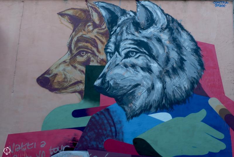 draw Tor Pignattara Street Art Guide