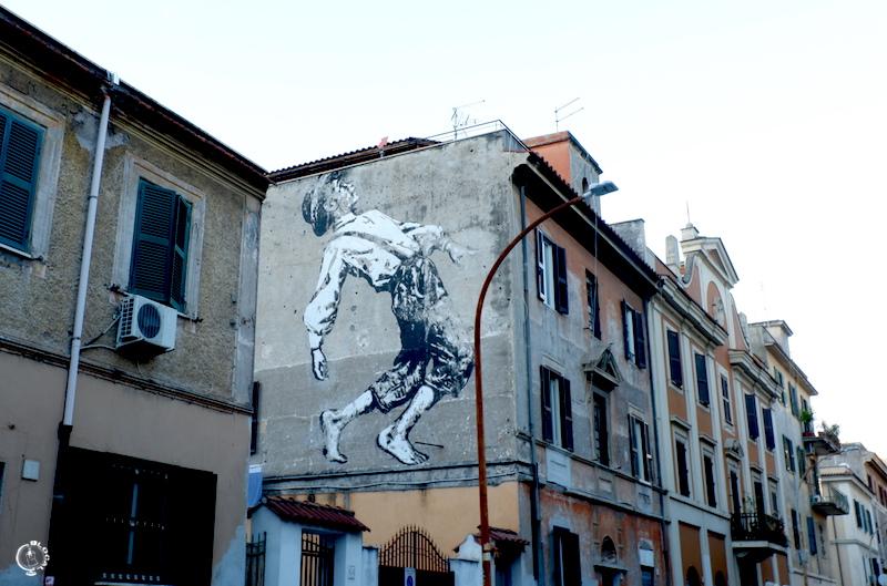 jef aerosol Tor Pignattara Street Art Guide