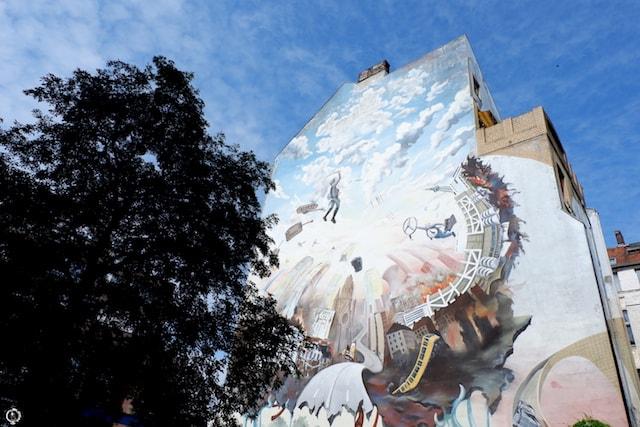 graffiti Berlin Tommy Weisbecker Haus