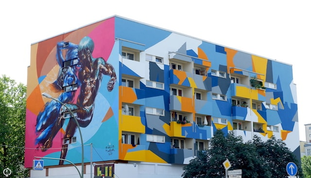 sokar uno + el nasca + kera1 berlin street art
