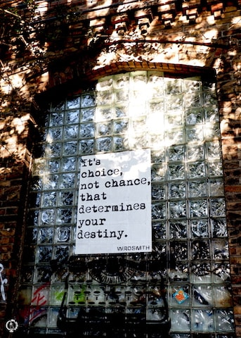 wrdsmth street art in Berlin