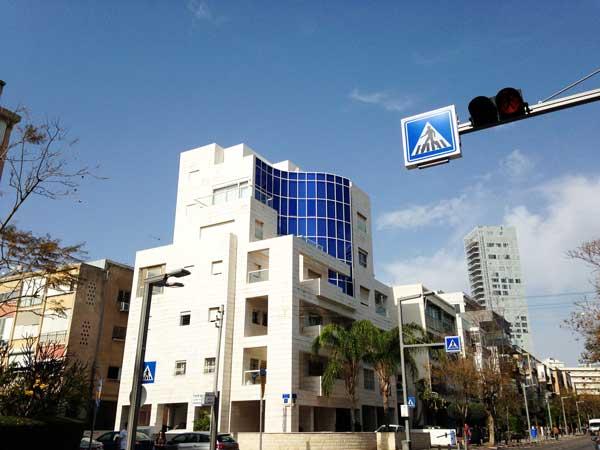 Tel aviv Israel bauhaus