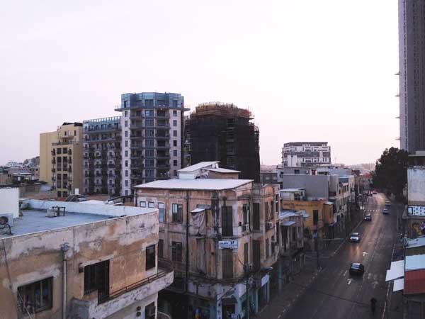 Tel Aviv trip to Israel rooftop