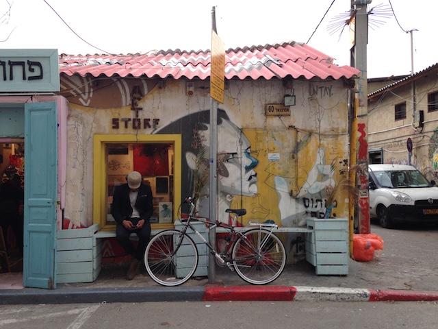 Tel aviv trip to Israel street art