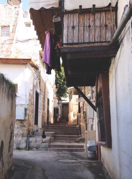 haifa wadi nisnas israel
