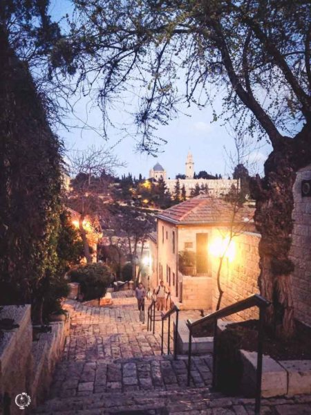 jerusalem Mishkenot Sha'ananim