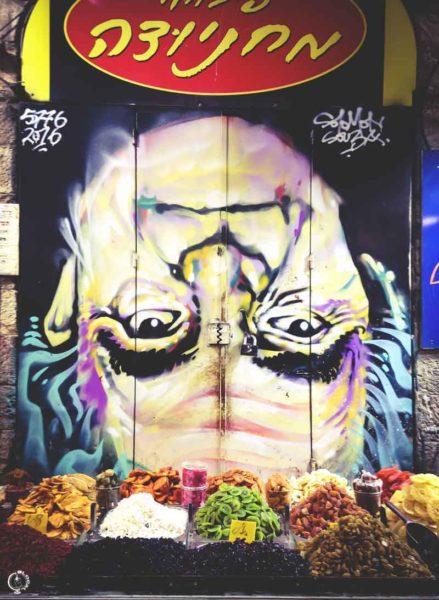 solomon street art yeruda market jerusalem