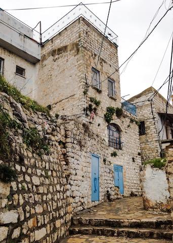 trip to israel zefat