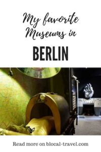 museums in Berlin