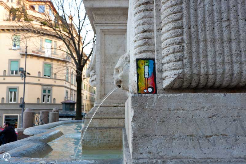 Free Art Friday in Rome