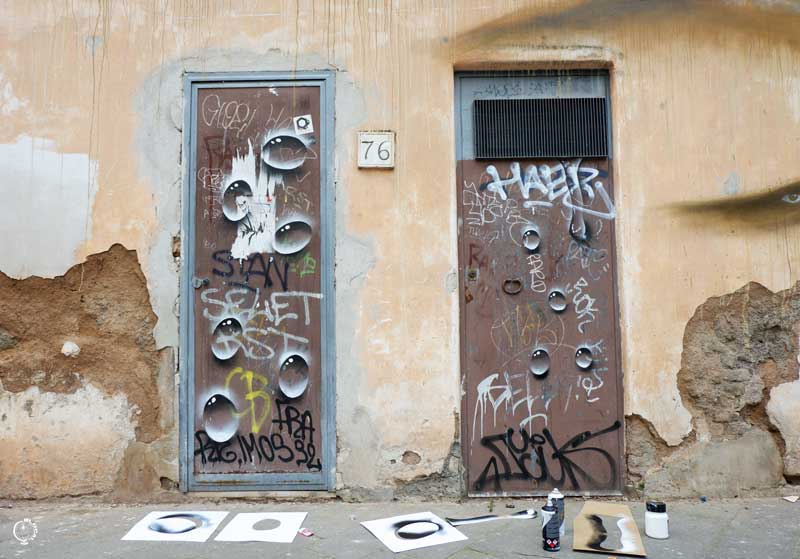My Dog Sighs in Rome for Forgotten Project