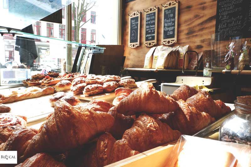 Bakhuys café Amsterdam