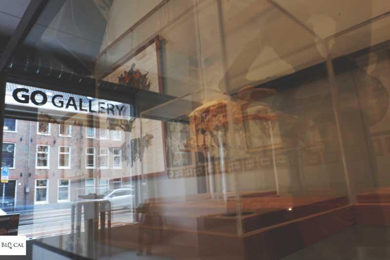 go gallery Amsterdam
