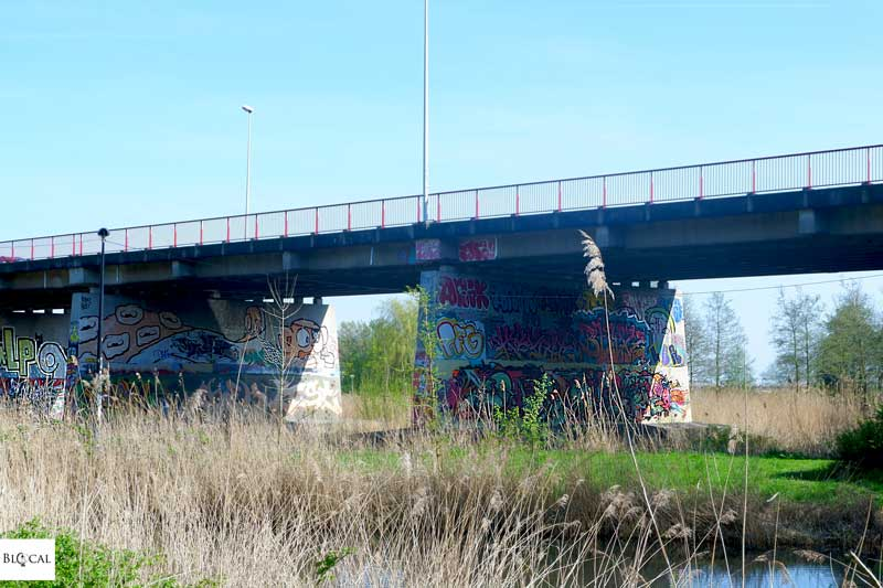 graffiti spot amsterdam
