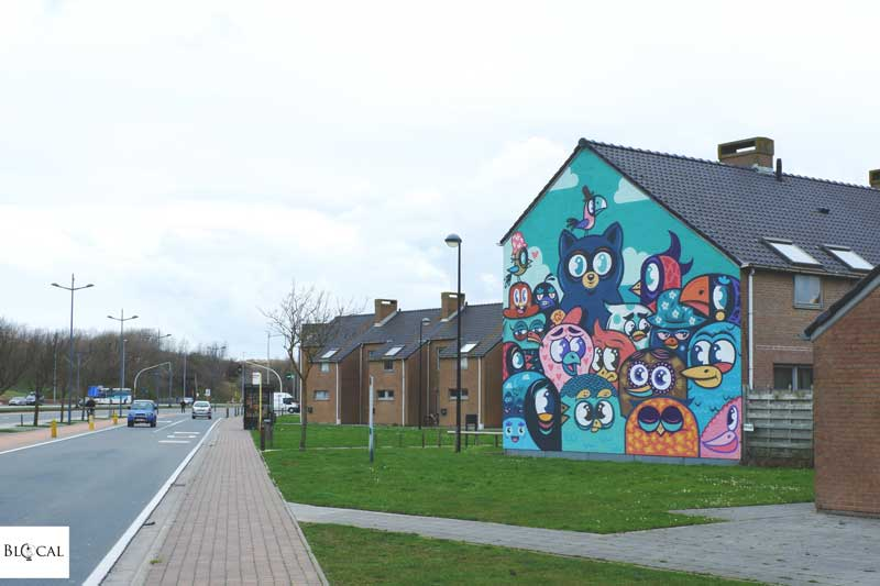 buck where to find street art in ostend maps