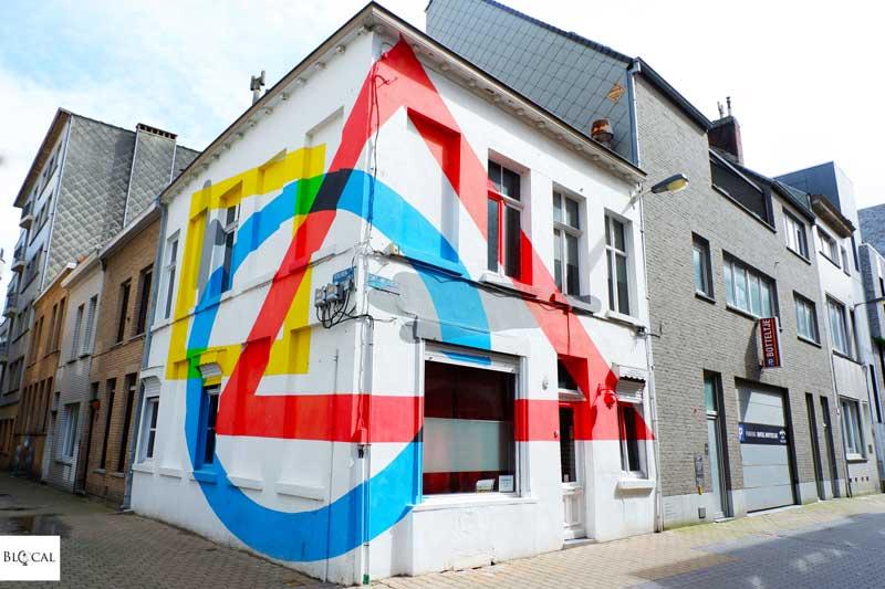 elian oostende street art guide