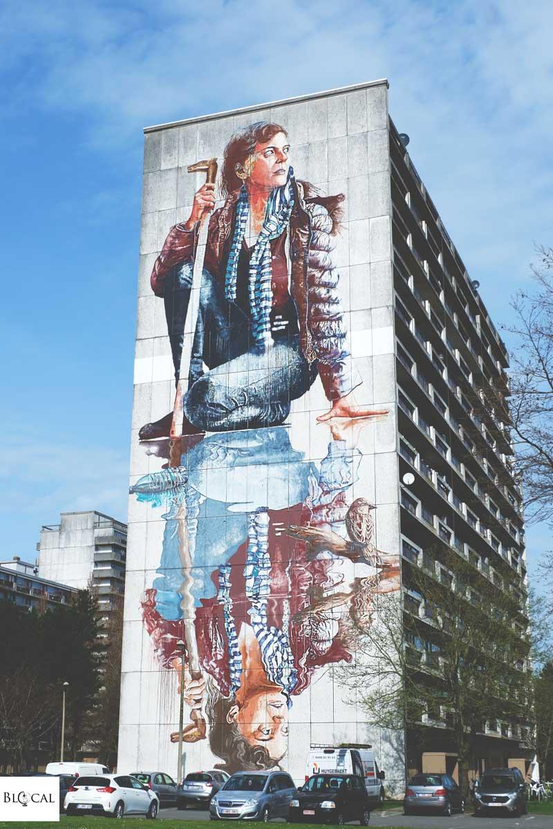 fintan magee mural in ostend belgium