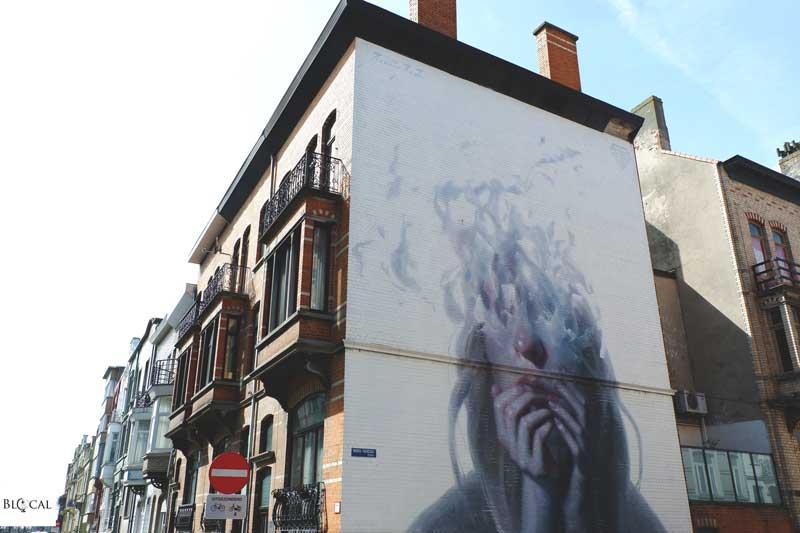henrik uldalen street art in ostend