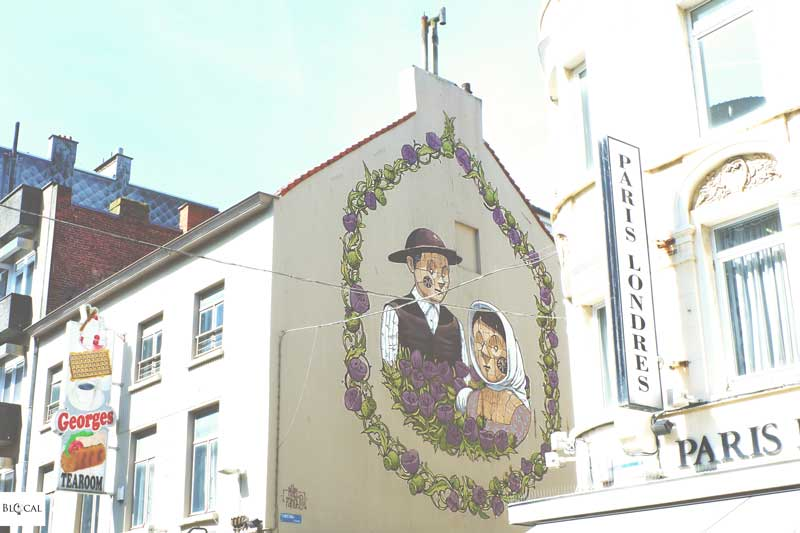 Ostend Street Art Guide (with maps!)