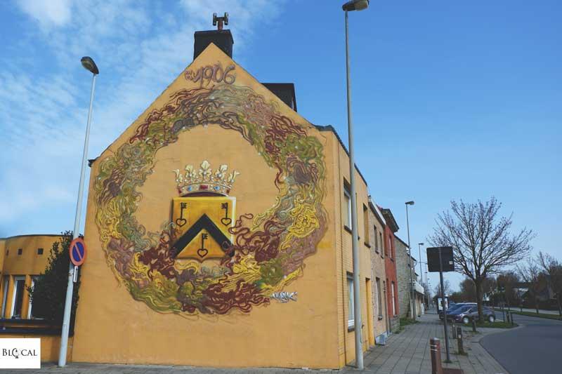 siegfried vynck mural in ostend