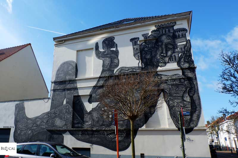 zio ziegler oostende street art guide map