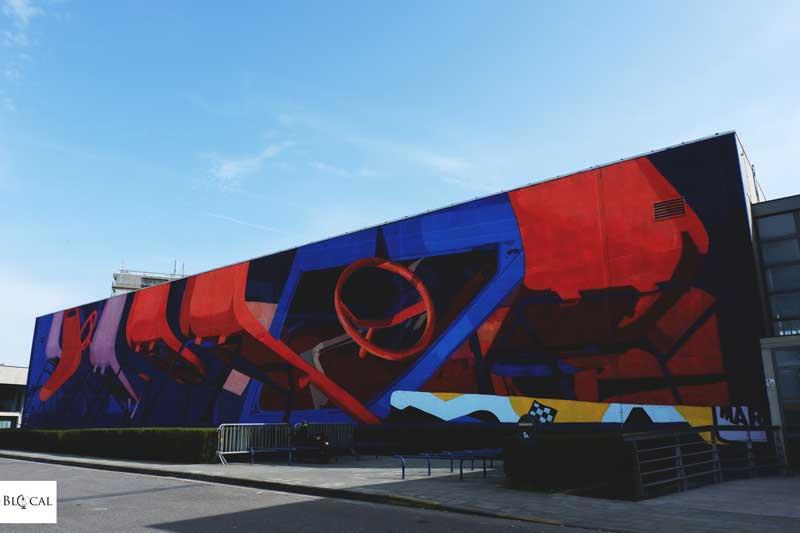 zoer velvet ostend street art guide map