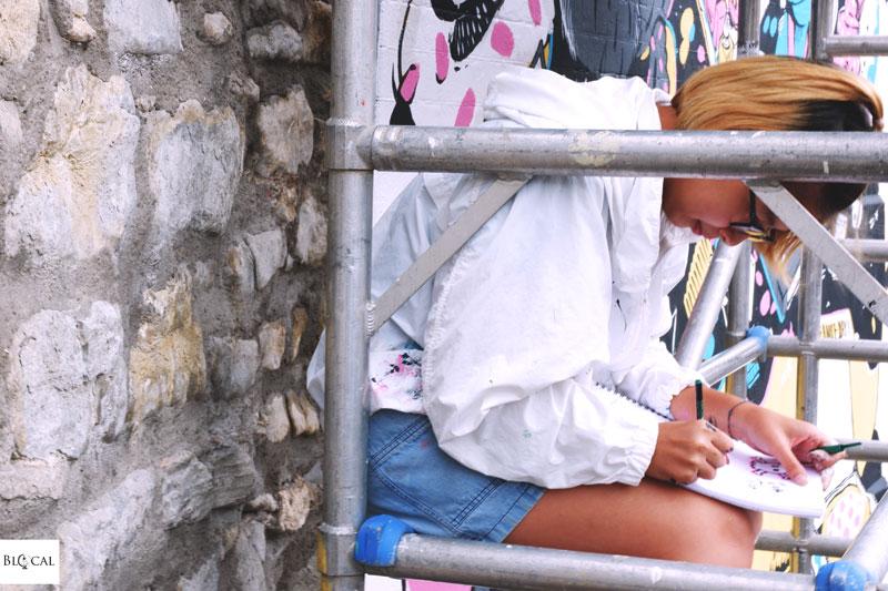 bao upfest 2018 street art bristol