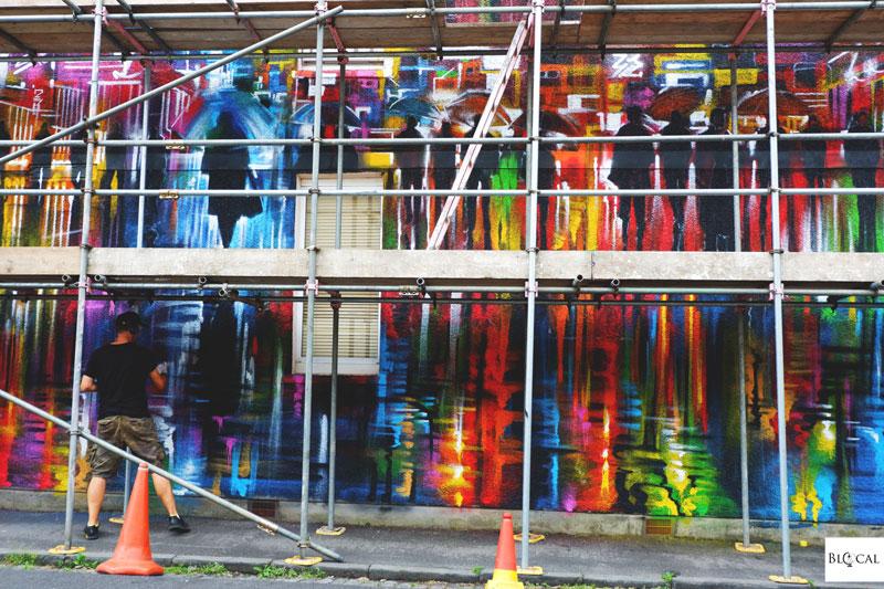 dan kitchener upfest 2018 street art festival