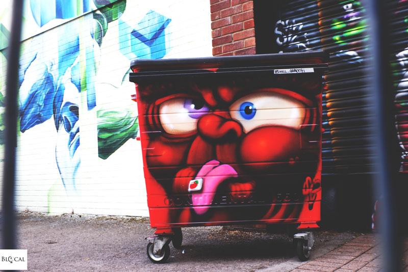 Hull graffiti upfest 2018 bristol