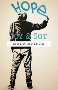icy and sot MOCO museum amsterdam
