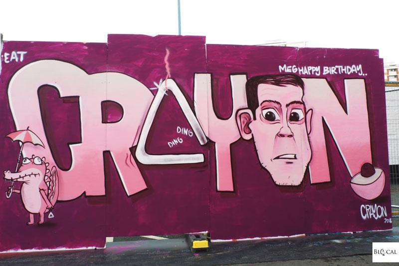 kid crayon bristol upfest 2018