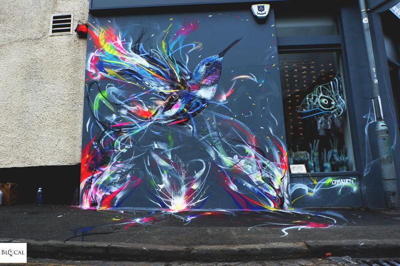 l7matrix upfest bristol street art festival