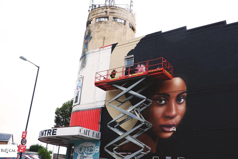 loste rosk bristol street art festival upfest 2018