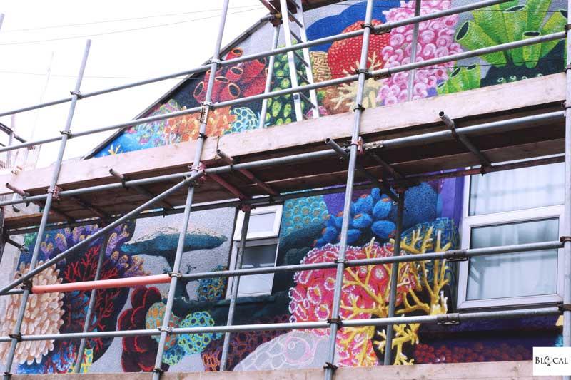 louis masai bristol street art festival upfest 2018