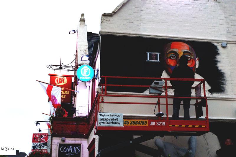 nuno viegas street art upfest bristol