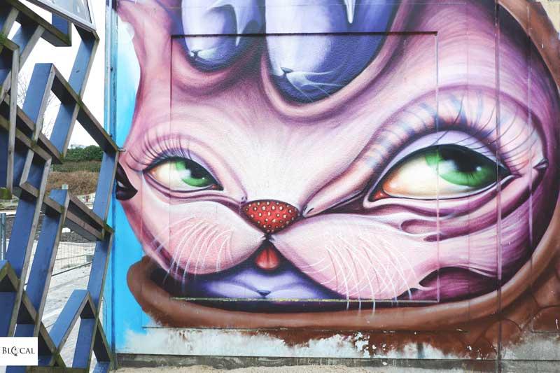 street art in Amsterdam Zuidoost