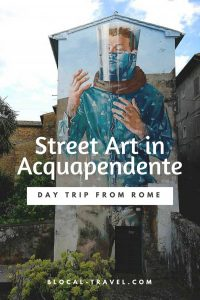 street art in italy acquapendente