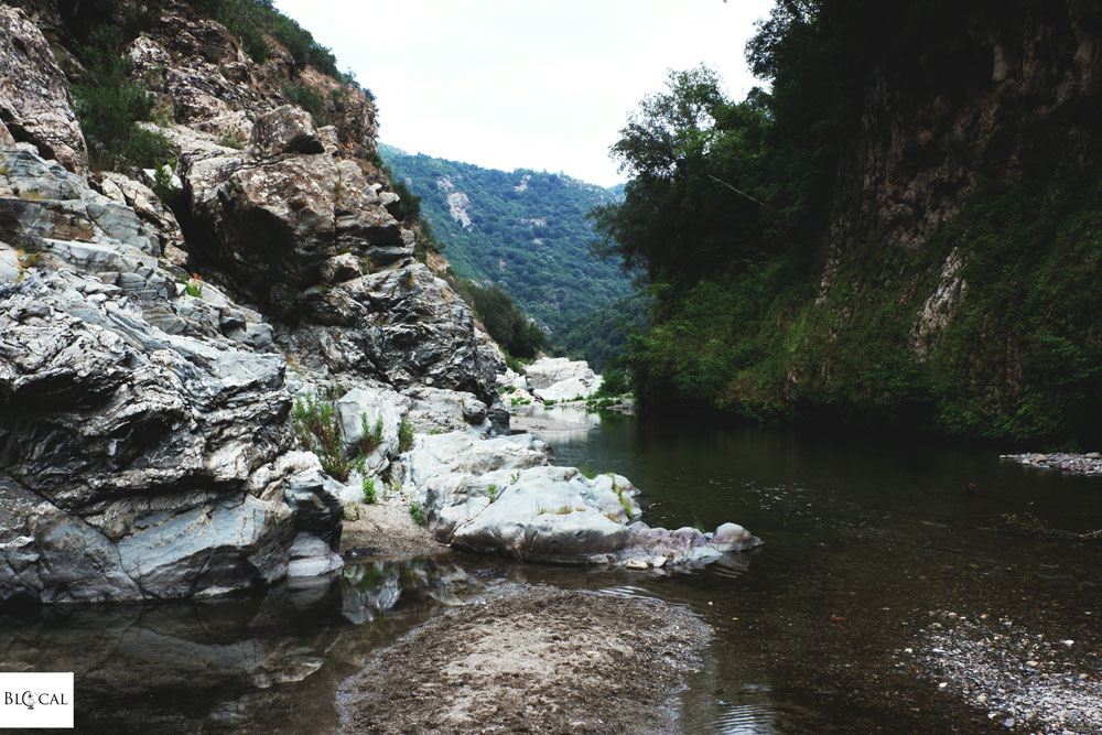 Waterfalls Sa Stiddiosa