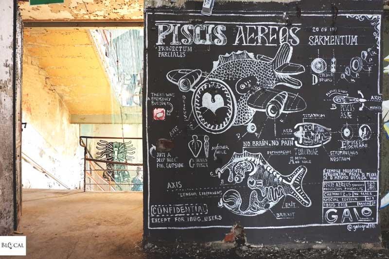 galo street art ibug 2018
