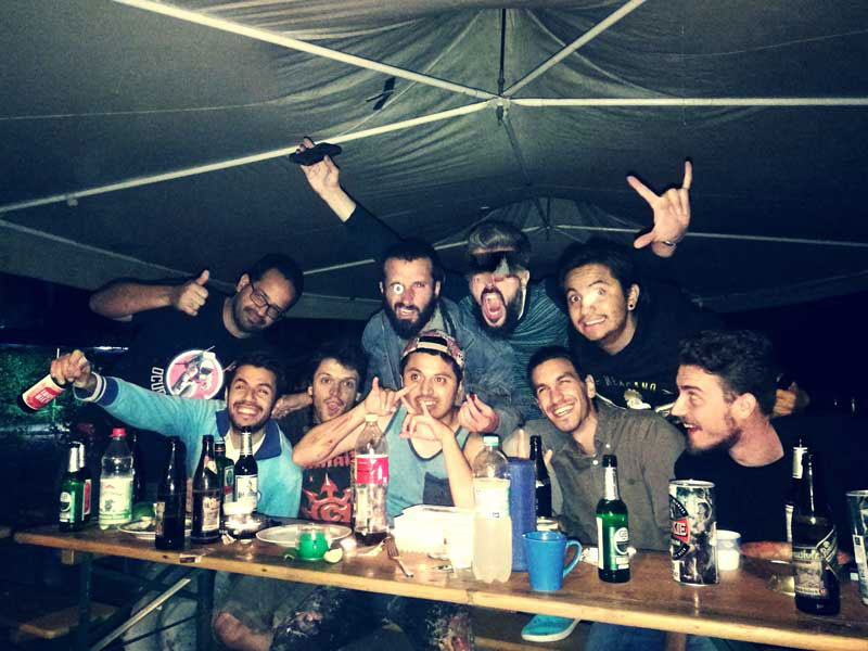 latin mafia gang ibug festival