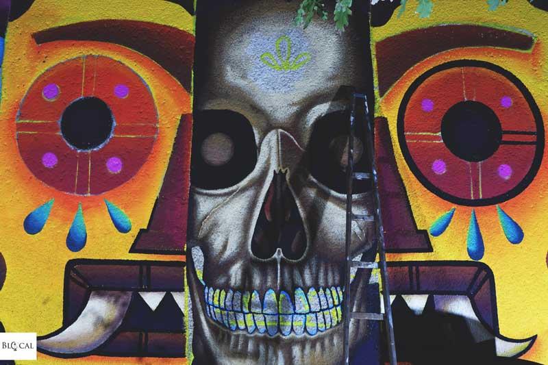 latin mafia mural ibug 2018