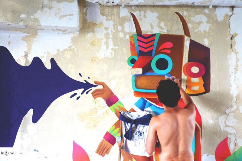 los metzican ibug festival 2018