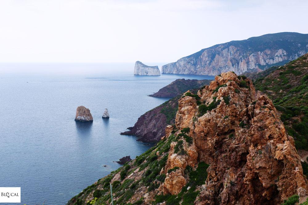 Nebida Sardinia