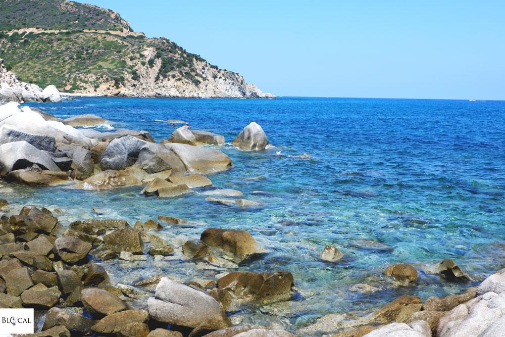 Punta Molentis Sardinia
