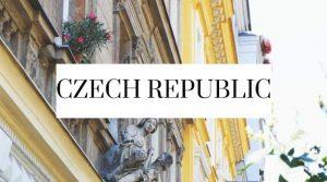 Czech Republic travel blog street art
